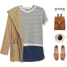 How To Wear A Striped Tee