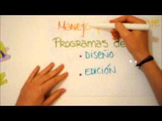 Video curriculum creativo-INE - YouTube Cv Digital, Marca Personal, Blog, Videos, Youtube, Amazing, Teen, Learning, Creativity