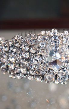 erin cole wedding accessories | tiaras