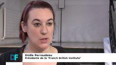 Destination Francophonie #112 - LONDRES  bonus 1 EMILIE PERRAUDEAU