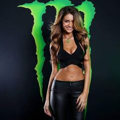 Monster Energy Girls, Monster Girl, Pit Girls, Promo Girls, Business Outfits Women, Pinup Girl Clothing, Just Girl Things, Sport Girl, Sexy Outfits