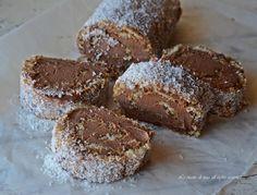 Girelle pavesini con mascarpone e nutella un dolce strepitoso,senza cottura,facile e velocissimo