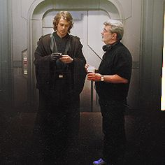 Star Wars Episode III: Revenge of the Sith ⟶Behind the Scenes