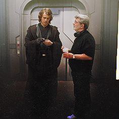 Star Wars Episode III: Revenge of the Sith ⟶Behind the Scenes