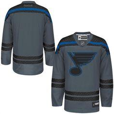 Reebok St. Louis Blues Storm Cross Check Premier Hockey Jersey  blues  nhl   acbc5dceb