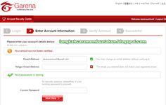11 Ide Buat Akun Pb Garena Indonesia Cara Verifikasi Email Pb Garena Indonesia Bijak