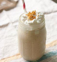 Soda Fountain Recipe:  Banana Cream Pie Milkshake  Recipes from The Kitchn