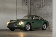Auction Block 1962 Aston Martin DB4GT Zagato 2