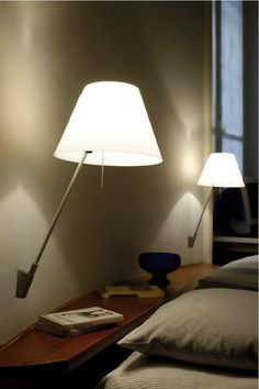 Luceplan Costanzina Wall Lamp - Wall and Ceiling Lamps - Lighting - Shop by Type - Modern Planet