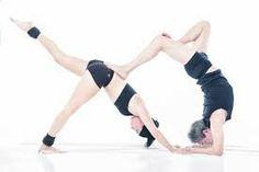 yoga en pareja - Buscar con Google