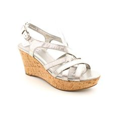 Marc Fisher Gleena2 Open Toe Wedge Sandals Shoes « ShoeAdd.com – More Shoes For You Every Day