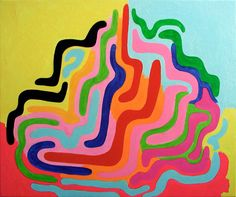 Andrew Masullo 2008 oil on canvas