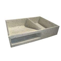 fregadero ropa polimero granito- washboard granite laundry