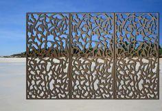 Decorative metal screens & decorative room dividers | Di Emme Creative Solutions