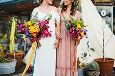 Boho Fiesta Wedding Inspiration