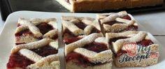 Mřížový koláček s višňovou marmeládou 20 Min, Waffles, Breakfast, Food, Basket, Morning Coffee, Essen, Waffle, Meals