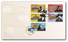 Canada Stamps - Canadian Opera FDC