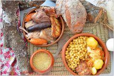 Chismes y Cacharros: Cocido Montañés Tierras Leonesas ( Desafío en la Cocina)