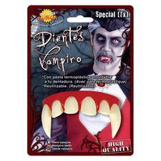 Dentier Vampire Proffessionel #dentiersdéguisements #accessoiresdéguisements #accessoiresphotocall