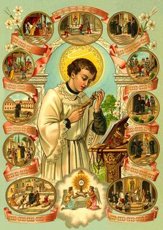 Blog Post - 6/21 http://www.pamphletstoinspire.com/#!S-Aloysius-Gonzaga-Daily-Meditation-Daily-Quote-by-S-Padre-Pio-Pamphlets-to-Inspire/c41h/23957649-BA8D-4B7B-92AD-5426DB1AFC4A