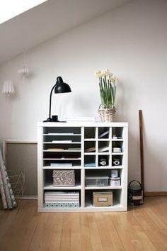 Kennt Ihr schon die Ergänzungen für Ikea-Möbel von New Swedish Design? Hier zeige ich, wie ich ein Kallax-Regal funktionaler gestaltet habe. Plus Give-away!