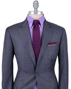 Gray and purples