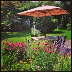 A perfect patio, Cape Cod vacation rental on WeNeedaVacation.com ID 14401