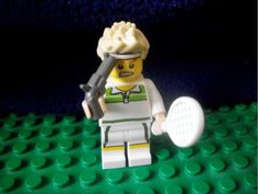 'Brickjest,' the LEGO version of 'Infinite Jest' by David Foster Wallace Literary Allusion, David Foster Wallace, Dangerous Minds, Magnum Opus, Lego Figures, Play Tennis, Legoland, Fiction Books, Shakespeare