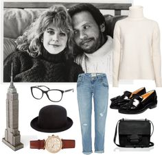 When Harry Met Sally, created by warakanyaka on Polyvore