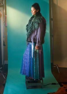 Houghton Bridal Fall 2017 Collection Photos - Vogue