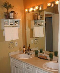 Small apartment bathroom decor apartment bathroom spa ideas for my room bathroom bathroom spa small apartment . College Apartment Bathroom, College Bathroom Decor, Apartment Bathroom Design, Design Bathroom, Bath Design, Glass Design, Apartment Living, Apartment Ideas, Kitchen Design