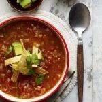 Big batch bean and lentil soup.  Canadian Living.