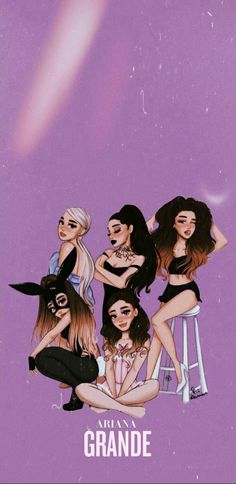Ariana Grande Wallpaper Fan Art No related posts. Ariana Grande Fotos, Ariana Grande Anime, Ariana Grande Drawings, Ariana Grande Background, Ariana Grande Wallpaper, Adriana Grande, Celebs, Celebrities, Cute Wallpapers