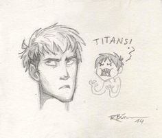 Oh Jean. The things you have to put up with. Titans! by CaptBexx on DeviantArt