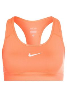 7b917c237a2cd Nike Performance PRO BRA Sports bra ( 37) Orange Sports Bras