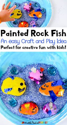 Painted Rock Fish Cr