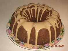 Just Jane: Coffee Chocolate Bundt Cake from Amish Friendship Bread Starter