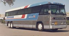 Bus Stop Classics: Greyhound's Current Bus Fleet – Hopefully Eye-Opening Bluebird Buses, Retro Bus, Old School Bus, Hydrogen Fuel, Detroit Diesel, Bus Coach, Bus Station, Busses, Bus Stop