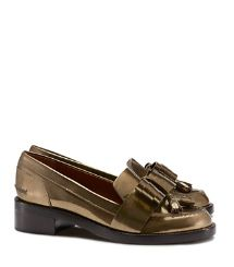 HYDE METALLIC LOAFER
