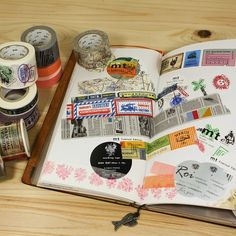 Coisas da Guria : Inspiração com Washi Tape