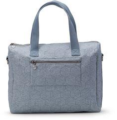 Skötväska som denna eller liknande grå/eller mörk. Dragkedja, ej överfällbar öppning