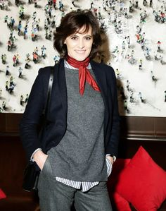 Fashion -- Style Inspiration | Muse: Inès de la Fressange a Style Icon feature by Victoria Berezhna, Fashion Contributor at This Is Glamorous