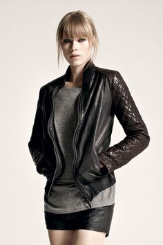 A trip to the UK??  AllSaints' Fall '12 Is A Study In Contrasts—In The Best Possible Way