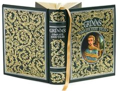 Grimm's Complete Fairy Tales (Barnes & Noble Leatherbound Classics) $18.00