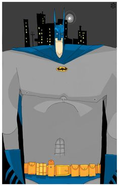 Batman illustrated by Patricio Betteo