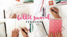 Rosa Bullet Journal Set Up für mehr Organisation! Bullet Journal Set Up, Blog, Lettering, How To Plan, Motivation, Videos, Organization, Blogging, Drawing Letters