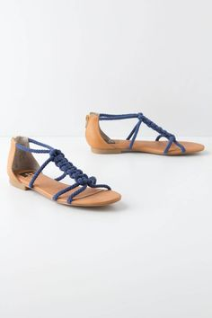 Topology Rope Sandals - Anthropologie.com