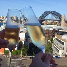 My idea of lifting #lifting #cheers #gym #drink #champagne #sunday #celebrate #celebrations #sydney #harbour #bridge #sydneyharbour #sydneyharbourbridge #afternoon #summer #clear #sky #glass #hydration #bubbles by tonychalmers http://ift.tt/1NRMbNv