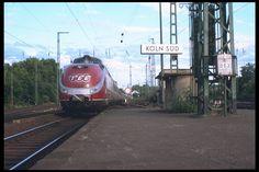 TEE durchfährt Köln Süd