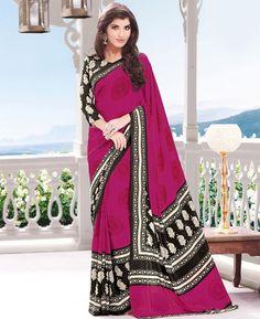 https://www.a1designerwear.com/pulchritudinous-pink-casual-saree-2